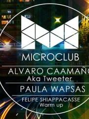 Lunes te Quiero Feliz @ Micro Club Santiago