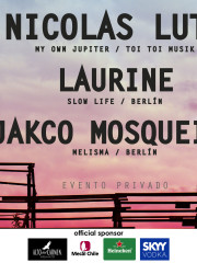 SAFARI 010 OPEN AIR / V REGION ¡¡ NICOLAS LUTZ / LAURINE / JAKCO MOSQUEIRA ¡¡¡¡