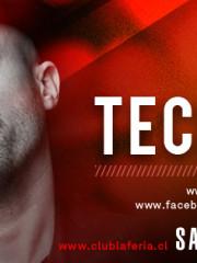 Technasia @ Club La Feria ~ Sábado 17.01