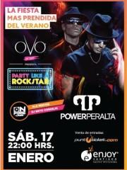 Ovo on Tour tare a los Power Peralta @ Ale Reeves & Beto Cornejo
