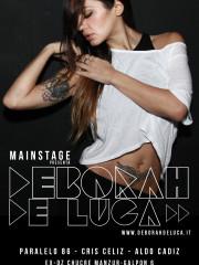 Lanzamiento Mainstage @ Deborah de Luca