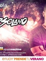 Motorola presenta David Solano en Enjoy Casino & Resort Pucón – 6 de febrero