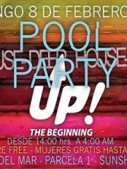PoolParty SUNSHINE UP! The Beginning / Tech House – Deep House – Techno / MANTAGUA