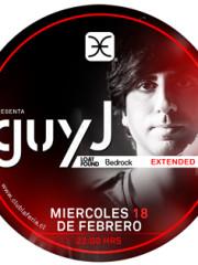 Guy J (Lost & Found/Israel) EXTENDED SET @ Club La Feria ~ Miércoles 18.02