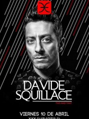 Davide Squillace @ Club La Feria ~ Viernes 10.04