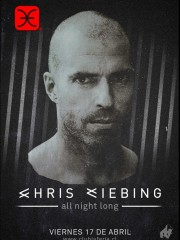 Chris Liebing – All Night Long @ Club La Feria ~ Viernes 17 de Abril