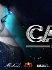 Cassy en Chile