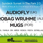 SUNDECK | SUNSET IN THE PARK 2.0