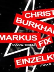 Zebra :: Christian BURKHARDT : Markus FIX: Einzelkind :: 24.04.515