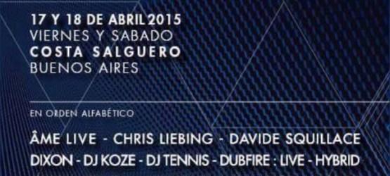 TIME WARP ARGENTINA 2015