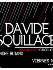 Cartelera 06 al 12 de Abril @ Club La Feria ~ Jueves 'The Playground', Viernes 'Davide Squillace', Sábado 'Vivanco, Foschino, Sun'