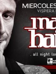 Marco Bailey – All Night Long @ Club La Feria ~ Miércoles 20 de Mayo (Víspera de Feriado)