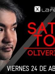 Satoshi Tomiie @ Club La Feria ~ Viernes 24 Abril