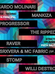 WAVEROOM ♛ Techno . House . Drum&Bass ♛ Viernes 10 de Abril < Epicentro Club >