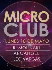 MicroClub Lunes te quiero feliz
