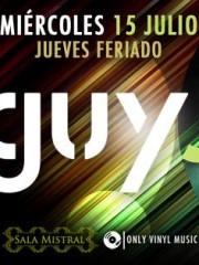 Guy J (Lost & Found/Bedrock) @ Club La Feria ~ Miércoles 15 de Julio (Víspera de Feriado)
