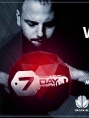 DAY SEVEN Presenta: SERGIO SAFFE@Sala Portugal ~ Viernes 5 Junio