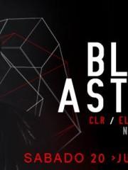 Black Asteroid @ Club La Feria ~ Sabado 20 de Junio