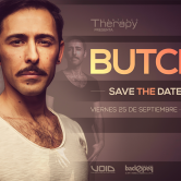 Therapy Feat Butch ( Other Side, Desolat, Cocoon, Hot Creations)@Ex Oz