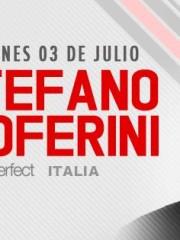 Stefano Noferini @ Club La Feria ~ Viernes 3 de Julio