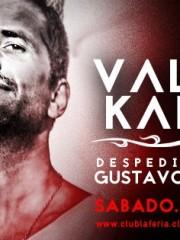 Valentino Kanzyani @ Club La Feria ~ Sábado 13 de Junio