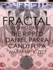 Fractal (techno stage) by Psyfactor viernes 31 de juio