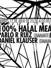 100% Halal Meat (Detroit), Pablo R Ruiz y Daniel Klauser en MAMBA