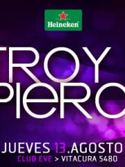 Troy Pierce > Santiago Beats 003 > Jueves 13 de Agosto