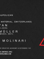 Motorola Moto x pres: FACT Chile with Mendo & Ricky Ryan   7 de agosto   Teatro Caupolican