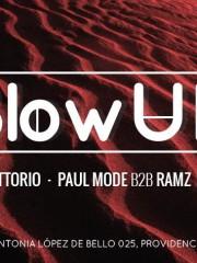 Proximo Jueves 06 de Agosto Desde Las 23:00hrs. ~ Blow Up @Club 57 ~ LUCCIANO VITTORIO – PAUL MODE – RAMZ – VELASQUEZ