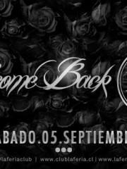 Welcome Back ' 99 ' @ Club La Feria ~ Sábado 5 de Septiembre