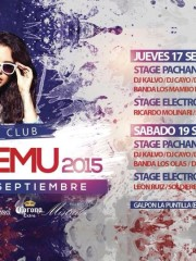AUDION CLUB PICHILEMU 2015