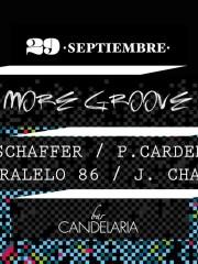 ►► MARTES MGROOVE PRESENTA A DAVID SCHAFFER, PABLO CARDENAS, PARELELO 86 & MÁS @CANDELARIABAR