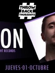 Leon (Music On/CHT Records) #TBTLF @ Club La Feria ~ Jueves 1 de Octubre