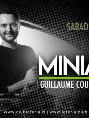 Chic Miniature LIVE (Guillaume Couto Dumont & Ernesto Ferreyra) @ Club La Feria ~ Sábado 26 de Septiembre