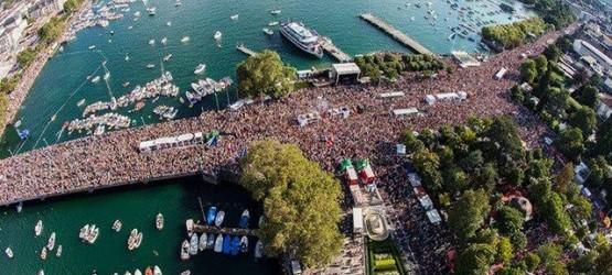 UN MILLÓN DE PERSONAS EN EL STREET PARADE DE ZURICH