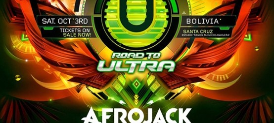 ROAD TO ULTRA BOLIVIA 2015