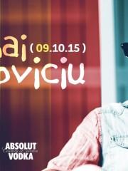 Cerveza SOL presenta ✱ MIHAI POPOVICIU ✱ Club O ✱ 9 de Oct.