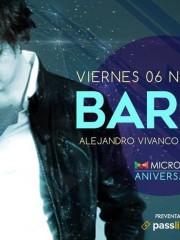 BAREM Vie. 06 Nov. ANIVERSARIO Microclub