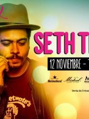 MOTOROLA presenta ♫ SETH TROXLER ♫ EN CHILE – 12 DE NOVIEMBRE – TEATRO CAUPOLICAN > MOTO X MUSIC ROOM