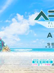 TAURUS PRESENTA: ARENA FESTIVAL PRE-PARTY · DJ Alex Lo (México)  @ BUNKER