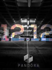12.12 Pandöra Closing Party 2015 : Estacionamientos Subterraneos Hotel Radisson
