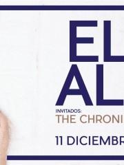 Ellen Allien en Chile