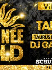 MATINÉE GOLD ✦ Primer Aniversario Taurus ✦ Taito Tikaro (España) & Cabral (Brasil) ✦ Viernes 27 Nov @ BUNKER