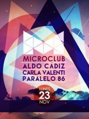 MicroClub @ Lunes te quiero feliz <3