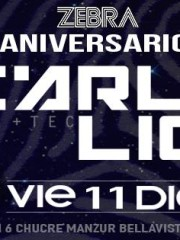 Aniversario Zebra @ Carlo Lio