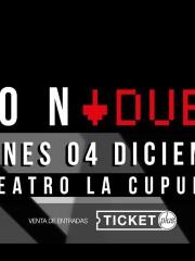 MOTOROLA presenta END. w/ ♫ DIXON + DUBFIRE ♫ EN CHILE – VIERNES 4 DE DICIEMBRE – TEATRO LA CUPULA > MOTO X MUSIC ROOM