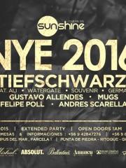 Club del Sol Sunshine @ Fiesta Año nuevo 2016