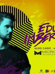 EDU IMBERNON / Aldo Cadiz & Mañungo @ Microclub / Viernes 18 Dic.