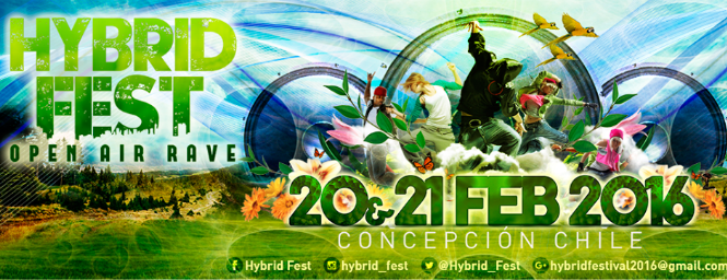 HYBRID FEST @ Open Air Rave